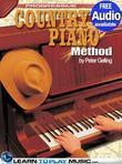 Country Piano Lessons: Teach Yourself How to Play Piano (Free Audio Available)