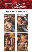 Harlequin Blaze June 2014 Bundle: Riding High\Testing the Limits\Need You Now\Final Score
