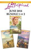 Love Inspired June 2014 - Bundle 1 of 2: Hannah's Courtship\Second Chance Summer\Lakeside Sweethearts
