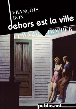 Dehors est la ville (Edward Hopper)