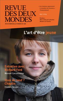 Revue des Deux Mondes mai 2014