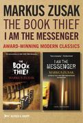 Markus Zusak: The Book Thief & I Am the Messenger
