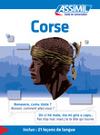 Corse - Guide de conversation