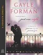 Gayle Forman - Just One Night