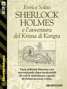 Sherlock Holmes e l'avventura del Krisna di Kangra
