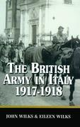 The British Army in Italy 1917-1918
