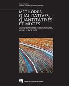 Méthodes qualitatives, quantitatives et mixtes