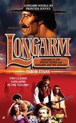 Longarm Double #3: Frontier Justice
