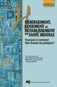 Hbergement, logement et rtablissement en sant mentale