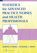 Statistics for Advanced Practice Nurses and Health Professionals