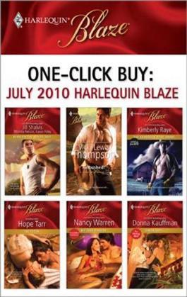 Jill Shalvis - One-Click Buy: July 2010 Harlequin Blaze