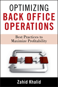 Optimizing Back Office Operations: Best Practices to Maximize Profitability