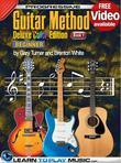 Progressive Guitar Method - Book 1: Teach Yourself How to Play Guitar (Free Video Available)