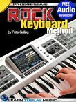 Rock Keyboard Lessons: Teach Yourself How to Play Keyboard (Free Audio Available)