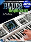 Blues Keyboard Lessons for Beginners: Teach Yourself How to Play Keyboard (Free Audio Available)