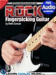 Rock Fingerstyle Guitar Lessons: Teach Yourself How to Play Guitar (Free Audio Available)