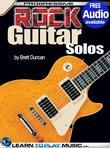 Rock Guitar Lessons - Licks and Solos: Teach Yourself How to Play Guitar (Free Audio Available)