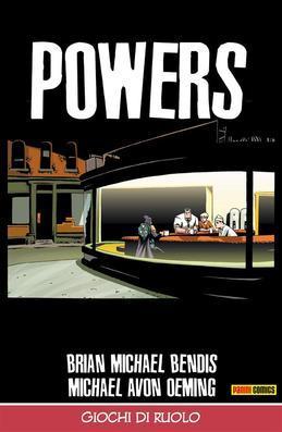Powers volume 2: Giochi di ruolo (Collection)