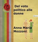 Del voto politico alle donne