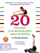 20 minutos a la semana para estar en forma