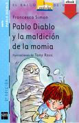 Pablo Diablo y la maldición de la momia (Tamaño de imagen fijo)