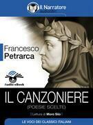 Il Canzoniere (poesie scelte) (Audio-eBook)