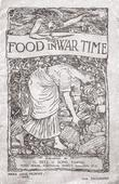 Food in War Time - Vegetarian Recipes for 100 Inexpensive Dishes: And Helpful Suggestions for Providing Two Course Dinners for Six People for One Shil