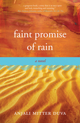 Faint Promise of Rain: A Novel