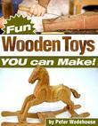 Fun Wooden Toys You Can Make!