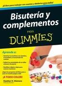 Bisutería y complementos para Dummies