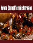 How to Control Termite Intrusion