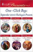 One-Click Buy: September 2010 Harlequin Presents