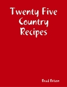 Twenty Five Country Recipes