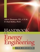 Handbook of Energy Engineering, 7th Edition