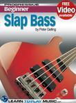 Slap Bass Guitar Lessons for Beginners: Teach Yourself How to Play Bass Guitar (Free Video Available)
