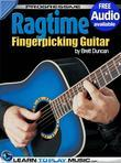 Ragtime Fingerstyle Guitar Lessons: Teach Yourself How to Play Guitar (Free Audio Available)