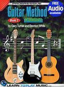 Progressive Guitar Method - Book 2: Teach Yourself How to Play Guitar (Free Audio Available)