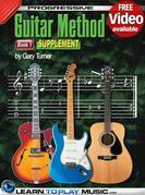 Progressive Guitar Method - Book 1 Supplement: Teach Yourself How to Play Guitar (Free Video Available)