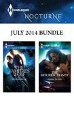 Harlequin Nocturne July 2014 Bundle: The Vampire's Wolf\The Resurrectionist