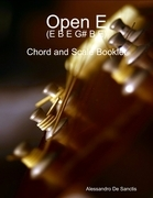 Open E (E B E G# B E) - Chord and Scale Booklet