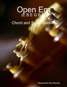 Open Em (E B E G B E) - Chord and Scale Booklet