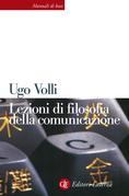 Lezioni di filosofia della comunicazione