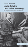 Louis-Antoine Dessaulles 1818-1895