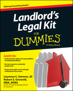 Landlord's Legal Kit For Dummies