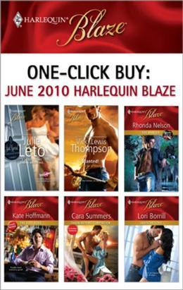 Julie Leto - One-Click Buy: June 2010 Harlequin Blaze