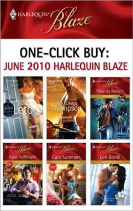 Julie Leto - One-Click Buy: June 2010 Harlequin Blaze