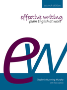 Effective Writing: Plain English at Work