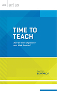 Time to Teach: How do I get organized and work smarter? (ASCD Arias)