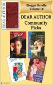 Blogger Bundle IX: Dear Author Community Picks