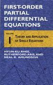 First-Order Partial Differential Equations, Vol. 1